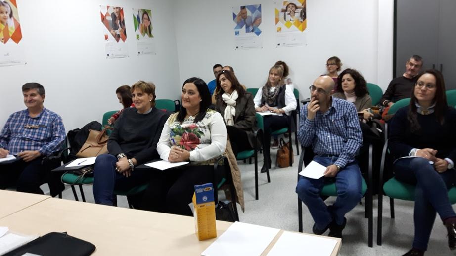 Finalizado el Curso de MODERNIZACIÓN Y ACTUALIZACIÓN DE LA GESTIÓN DE LOS PEQUEÑOS COMERCIOS DE LUCENA Y RUTE.