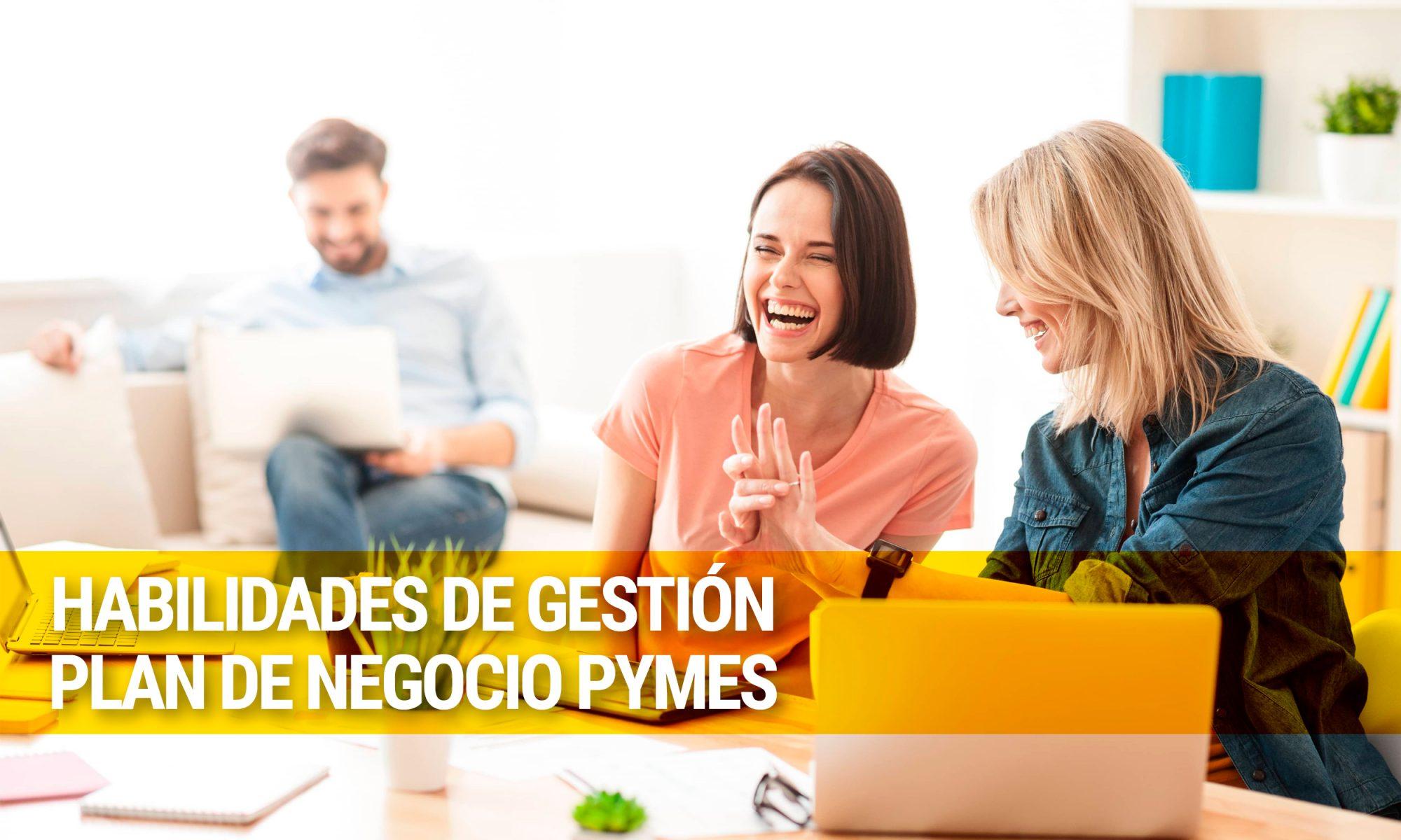 Permalink to:CURSO HABILIDADES DE GESTIÓN PLAN DE NEGOCIO EN PYMES. Mairena del Aljarafe