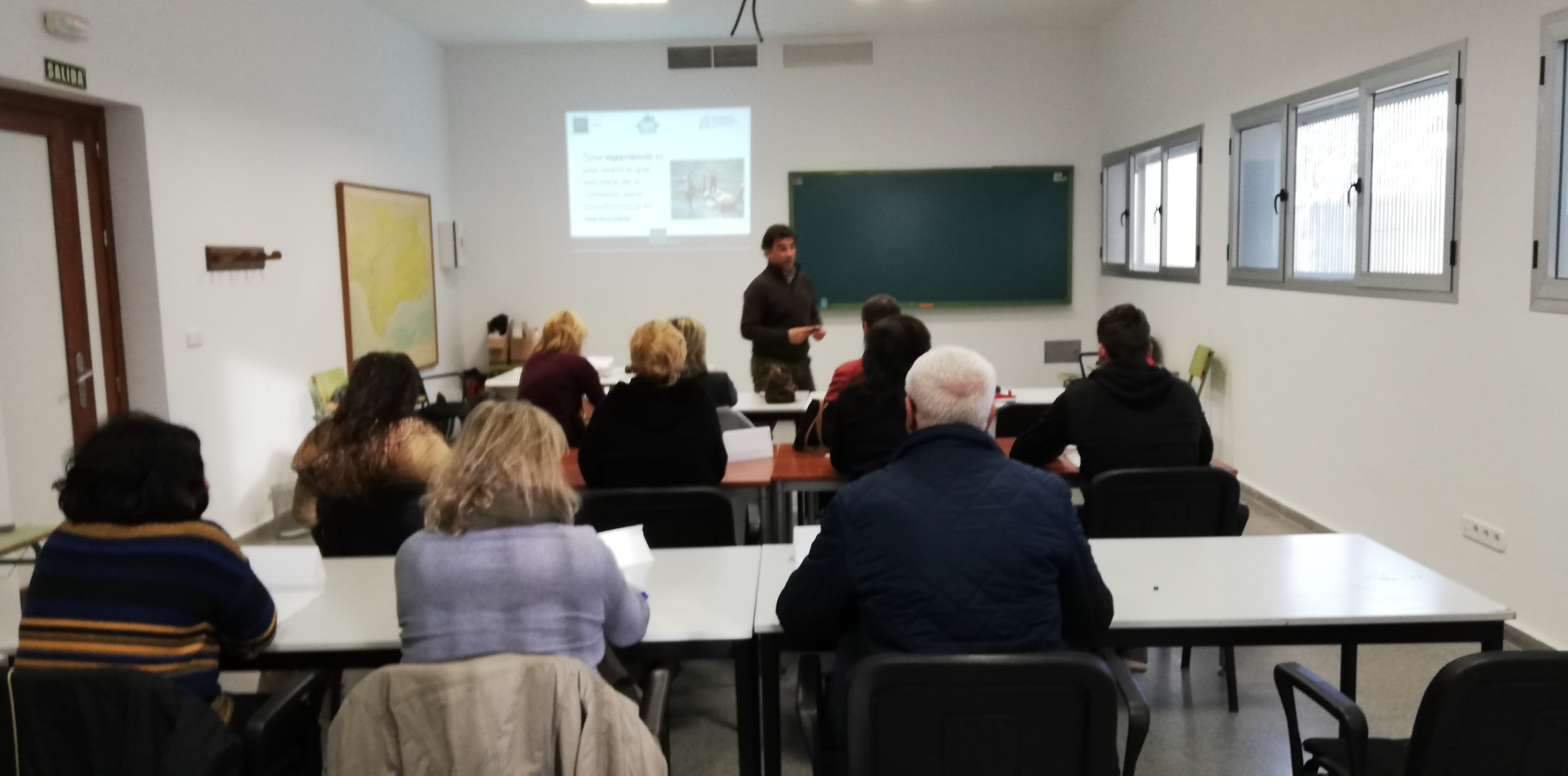 Curso de Formación en Creación, promoción y comercialización de experiencias de turismo rural en  La Puebla de los infantes