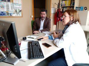 Camarinal gestiona las comunicaciones y las RRSS de CRMF de San Fernando