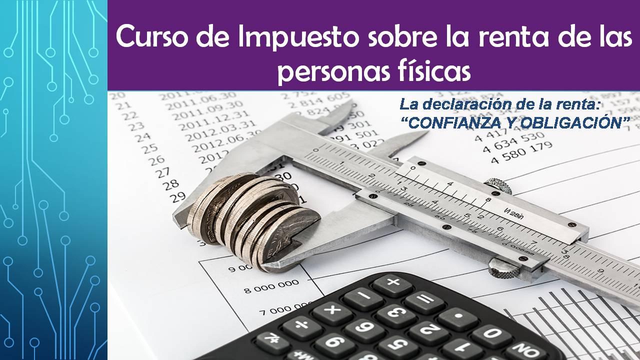 Curso de IRPF en El Rubio de Camarinal Consultores