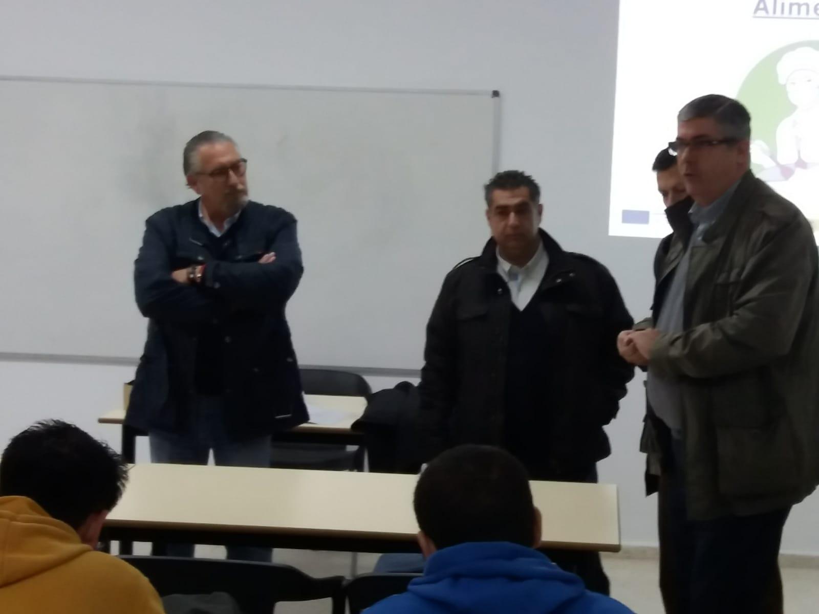 Camarinal entra de lleno en el Programa PICE ( Programa Integral de Cualificación de Empleo) de la Cámara del Campo de Gibraltar para Jóvenes desempleados